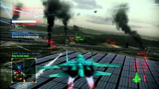 getlinkyoutube.com-Excalibur Onslaught I | SU-34 | S Rank | Ace Combat Infinity Co-Op