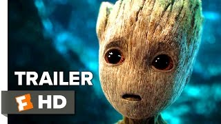 getlinkyoutube.com-Guardians of the Galaxy Vol. 2 Official Trailer 1 (2017) - Chris Pratt Movie