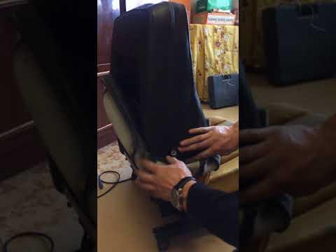 Как разобрать переднее сиденье Вольво 850