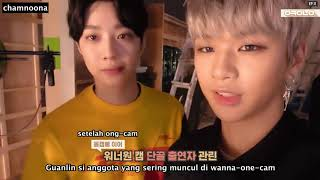 [INDO SUB] 180414 Okay Wanna One (오케워너원) EP. 11 - Behind The Scene MV Boomerang