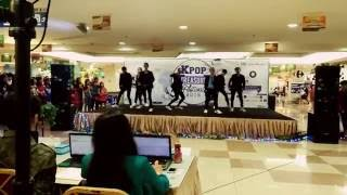getlinkyoutube.com-SD* Junior - Super Girl + Swing 06112016 cover dance of Super Junior