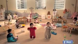 getlinkyoutube.com-KIT KAT Dancing Babies|Ad India 2013 (Full Version)