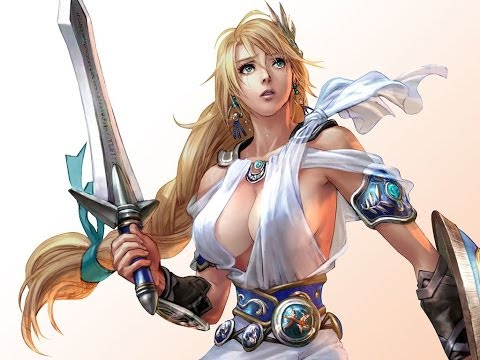 Soul Calibur 4 - Story Mode Playthrough - Sophitia