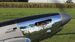 "getlinkyoutube.com-Rc ""The Galloping Ghost P-51"""