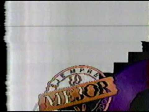 Venevisión Promo 1991