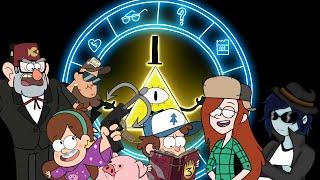 getlinkyoutube.com-Gravity Falls Final de Temporada Anomalías N° 19 y 20 El sueño de Gideon