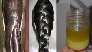 getlinkyoutube.com-أقوى وأسرع وصفة هندية لتطويل الشعر وملئ الفراغات مضمونه ان شاء الله
