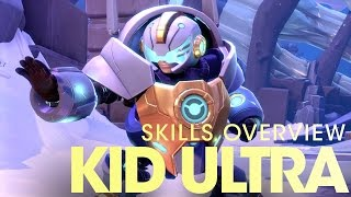 Battleborn - Kid Ultra Skills Overview