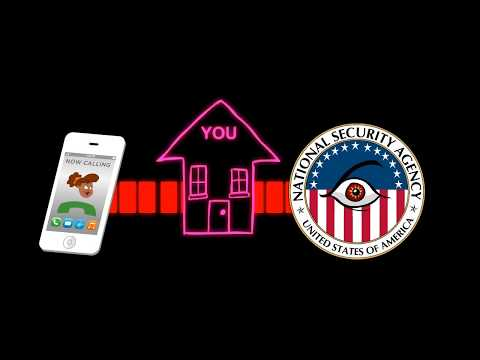 NSA iPhone