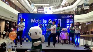 getlinkyoutube.com-oppo dance v3 NEU mobile&it cetral ubon