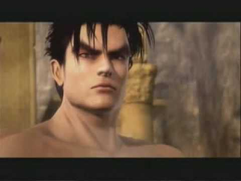 Tekken 6 Final do Jin kazama