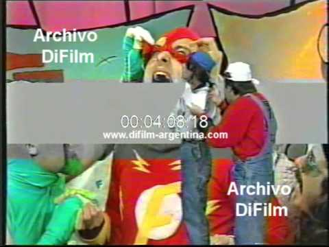 DiFilm - Cablin TV Los cuentos de Tarascon - Parte 5 de 5 (1996)