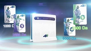 getlinkyoutube.com-اروع سرعة اتصال خارقة هنا في الجزائر مع مودم 4G الجديد من اتصالات الجزائر شاهد النت الحقيقي و تمتع