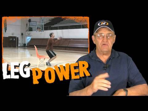 MAKE 3-POINTERS!!  Get Your Legs Into It!! -- Shot Science Basketball