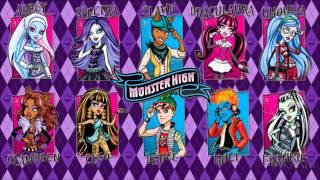 getlinkyoutube.com-Nueva cancion de Monster high - We are monster high