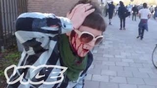 getlinkyoutube.com-スウェーデンでの暴動 Teenage Riots in Sweden