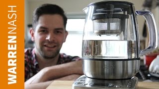getlinkyoutube.com-Sage Tea Maker Review by Sage & Heston Blumenthal - By Warren Nash