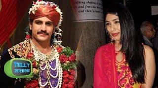 getlinkyoutube.com-Jodha Akhbar's Rajat Tokas Got Engaged To His Girlfriend - Hot Telly News