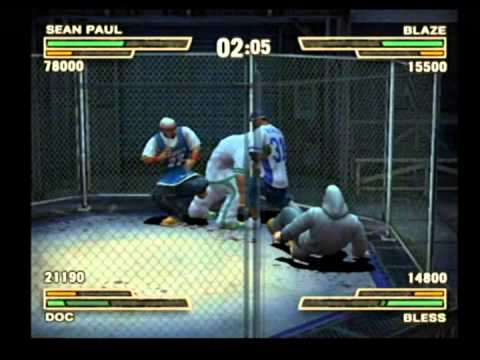 Def Jam Fight for NY Sean Paul Vs. Method Man Vs. Redman Vs.