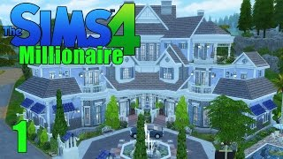 getlinkyoutube.com-I'M RICH! - Sims 4 - The Sims 4 Millionaire Ep.1
