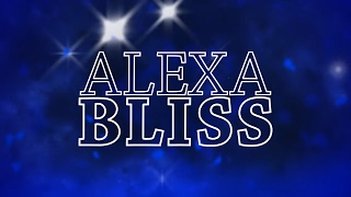Alexa Bliss Entrance Video