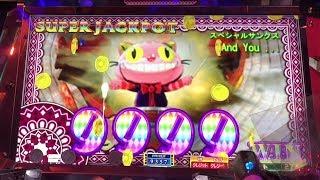 getlinkyoutube.com-【メダルゲーム】ドリームスフィアSUPERJACKPOT9999枚(最高画質・60fps)