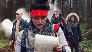 getlinkyoutube.com-4 YOUTUBEURS PERDUS EN FORÊT ! - PALMCAKES