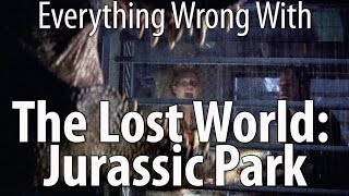 getlinkyoutube.com-Everything Wrong With The Lost World: Jurassic Park