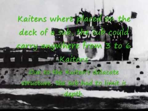 Kaiten Human Torpedo RDVD7, a great help from xxxWerewolFxxx