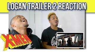 getlinkyoutube.com-Logan   Trailer 2 [HD]   20th Century FOX REACTION!!
