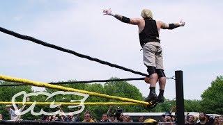 getlinkyoutube.com-Inside America's Most Violent Wrestling Deathmatch