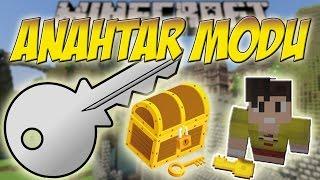 getlinkyoutube.com-Minecraft - ANAHTAR MODU ! (Sandıklarınızı Kilitleyin)