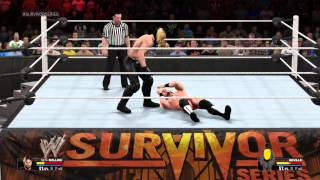 getlinkyoutube.com-WWE 2K15: Adrian Neville vs Seth Rollins