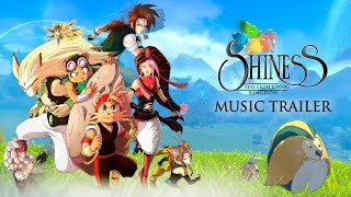 Shiness: The Lightning Kingdom - Music Trailer
