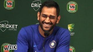 getlinkyoutube.com-Dhoni's Joke On Virat Kohli's Batting Is Hilarious