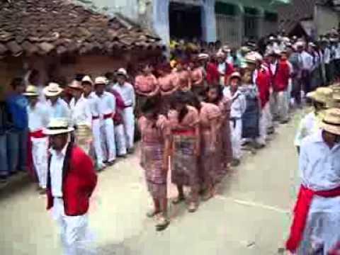 Desfile feria titular de San Juan Cotzal, 2010