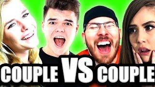 getlinkyoutube.com-COUPLE vs COUPLE IN PROP HUNT! (GMod Prop Hunt)