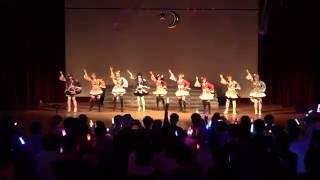 getlinkyoutube.com-ラブライブ! [ 輝夜の城で踊りたい ] 카구야의 성에서 춤추고싶어 【踊ってみた】