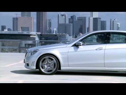 Mercedes-Benz E63 AMG Sport Sedan