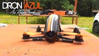 getlinkyoutube.com-Tabata ( Robocat 270 ) - Dronazul.com