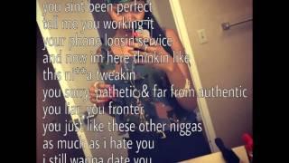 Tink ft Jeremih - dont tell nobody lyrics