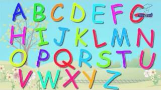 getlinkyoutube.com-Alphabet Song, ABC Song, Cute for children. Kids can learn the alphabet.