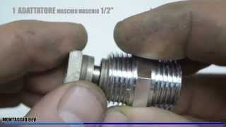 getlinkyoutube.com-How to Make • Air Rifle QEV Valve (Quick exhaust valve)