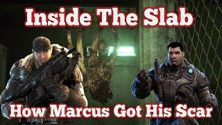getlinkyoutube.com-Gears of War Lore Episode 25 : Inside The Slab/How Marcus Got His Scar!!!