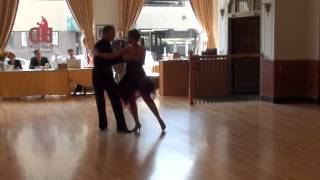 Irene and Michael Argentine Tango Jack and Jill