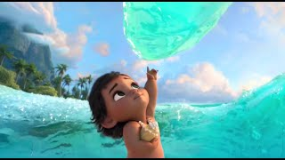 Disney's Moana: First International Trailer - Dwanye Johnson 4K