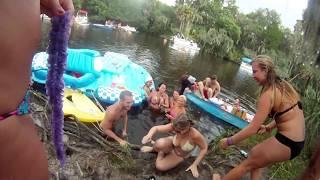 getlinkyoutube.com-Bikini Adventure to The Diddy on Alifia River