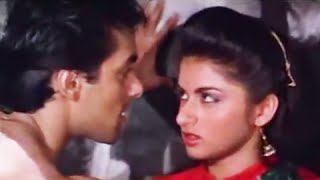 getlinkyoutube.com-Abhi Mood Nahi Hai | Salman Khan & Bhagyashree | Maine Pyar Kiya