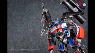 getlinkyoutube.com-Transformers Movie: Power Up Prime Grinkrystal CUSTOM 1st Anniv Edition