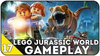 getlinkyoutube.com-WALKA Z MUTANTEM - LEGO JURASSIC WORLD #17 [PL/HD]